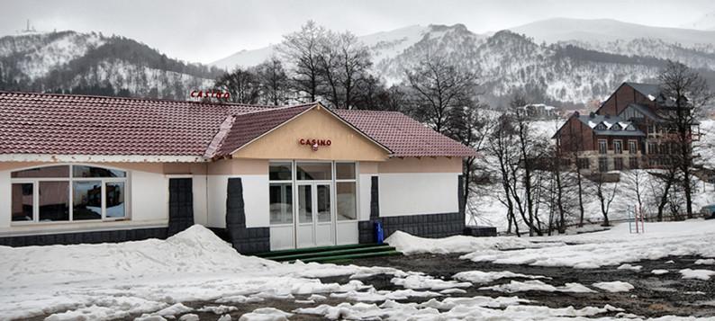 Казино в Букириани, Грузия