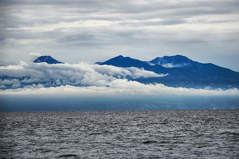Гора Апо, Филиппины