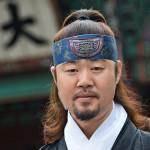 Корейский воин.