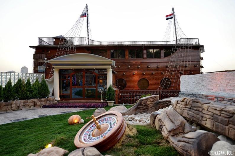 Казино Сириус в Каире, Египет