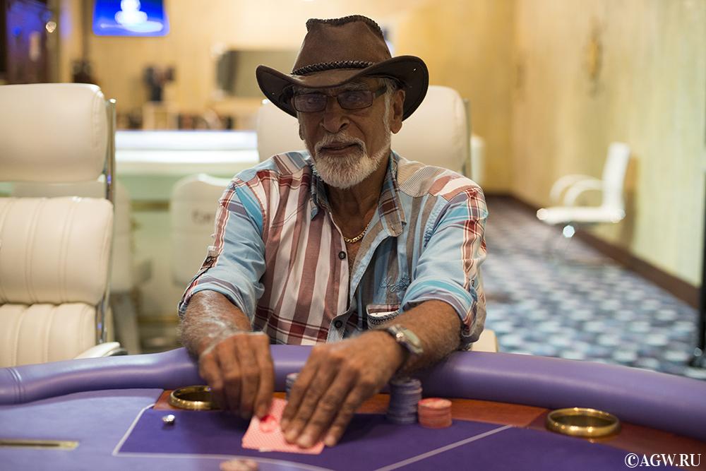 Фрэнк Тристан - игрок с Сейшельских Островов