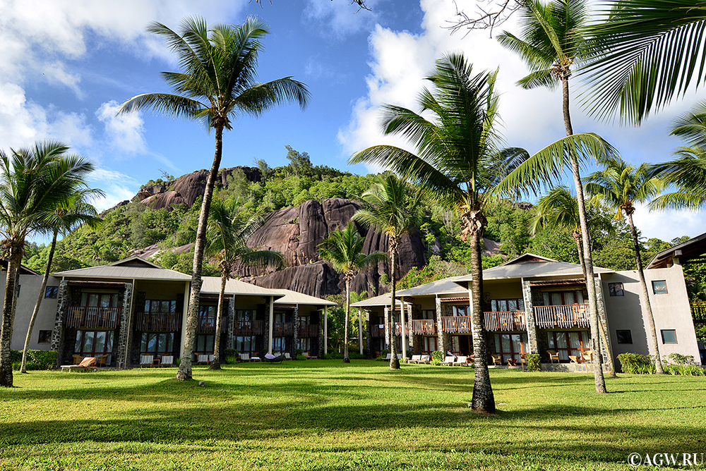 Отель Кемпински, Сейшельские острова