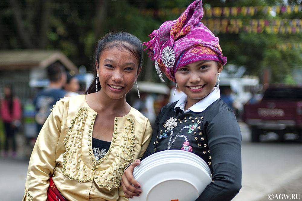 Филиппинские девушки