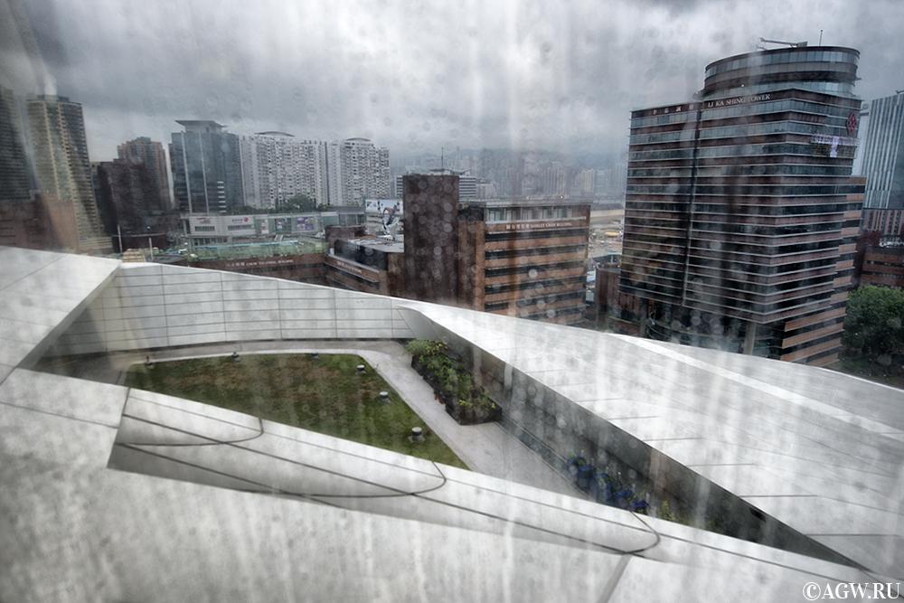 Вид из окна Башни Инноваций на этот удивительный Мир.