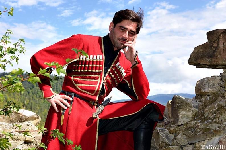 Отто – грузинский певец из Боржоми