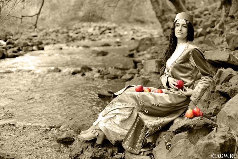 Армянская красавица Анна