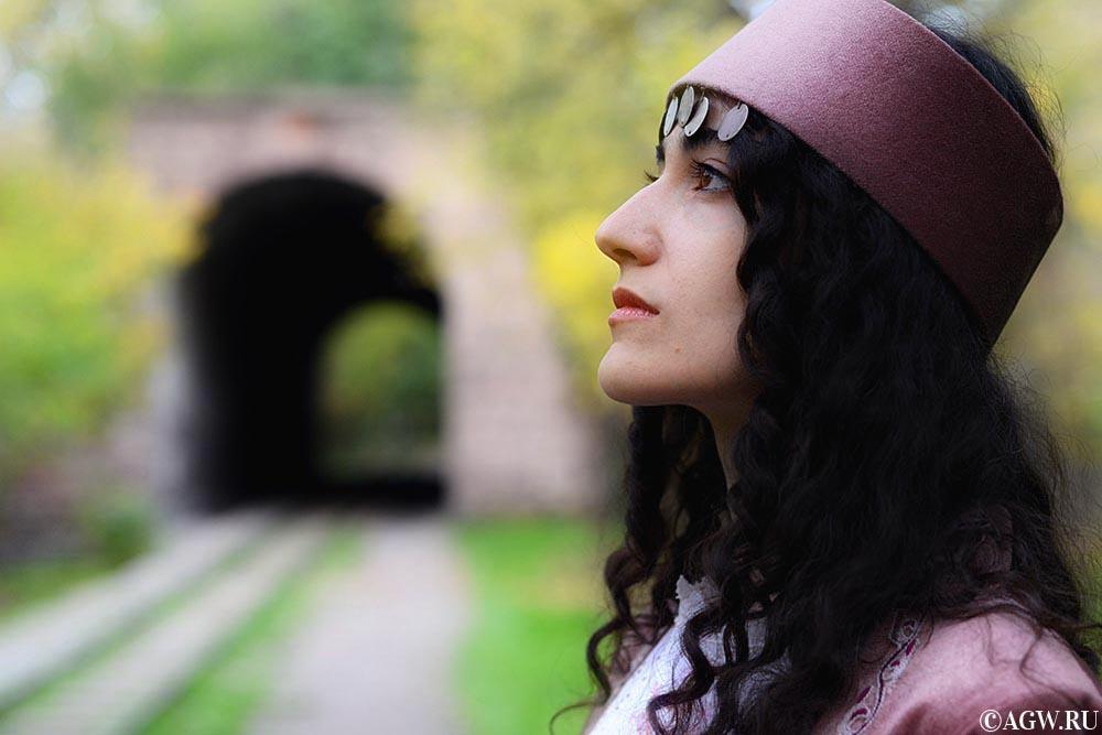Армянская красавица.