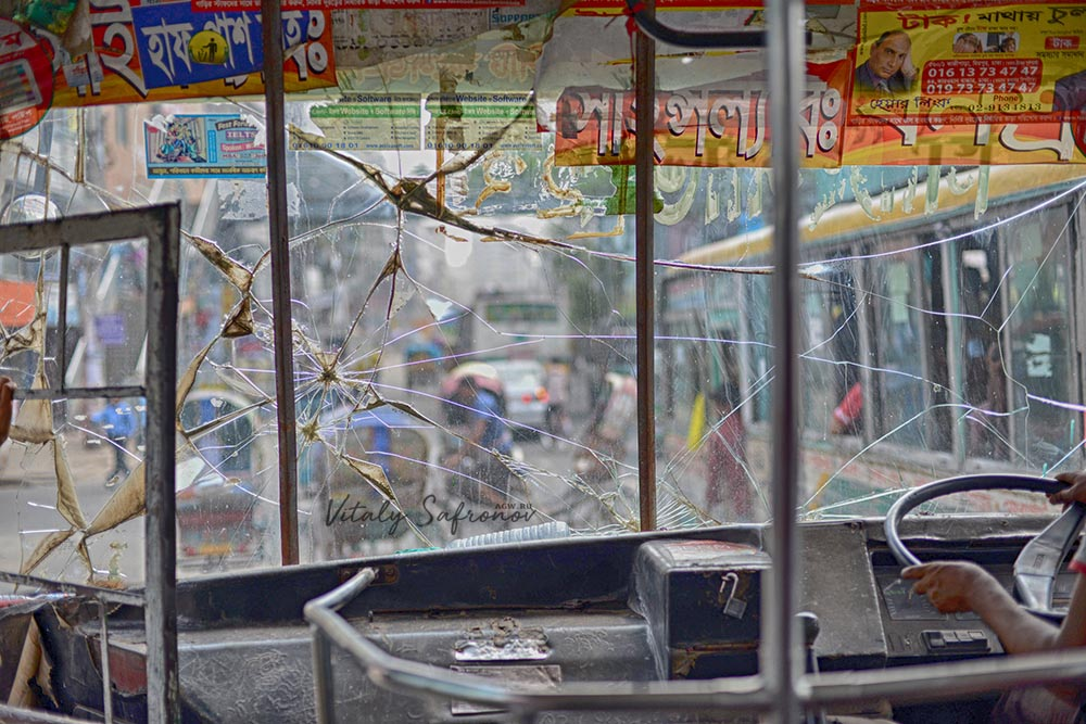 Автобус в Бангладеш