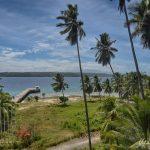 Вид на залив Давао